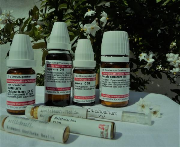 Homöopathie zur Schmerztherapie- Dahlem - Berlin - Staisch - Praxis